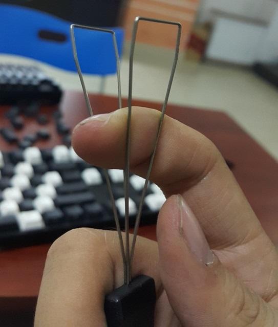 Thay keycap bàn phím cơ như thế nào?