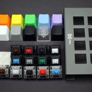 Các loại switch bàn phím cơ thông dụng